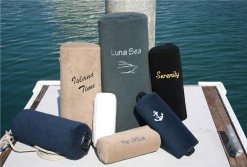 Cape Hatteras Custom Boat Fender Covers Sandie S Galley