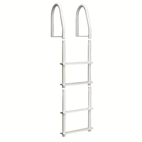 Dock_Edge_39331Dock Edge Fixed 4 Step Ladder Bright White Galvalume.jpeg