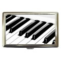 Piano cigarette case for 100's