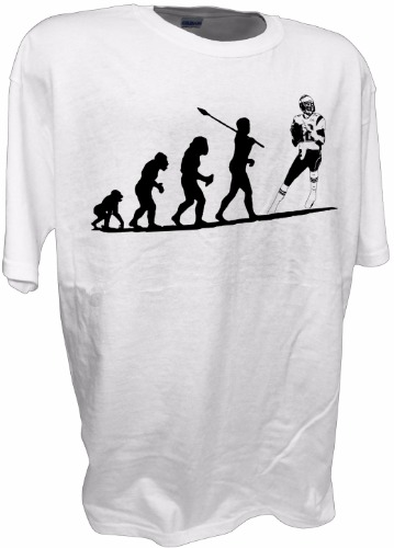 Tom Brady Evolves New England Patriots Superbowl LI Football MVP Jersey  Funny Tee - Achtung T Shirt WW2 Military T Shirts and Pro Gun T Shirts 90bf4b1f5