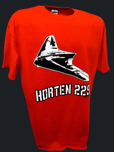 Horten 229 Go229 Gotha Ho229 Flying Wing Jet ww2 red.jpeg