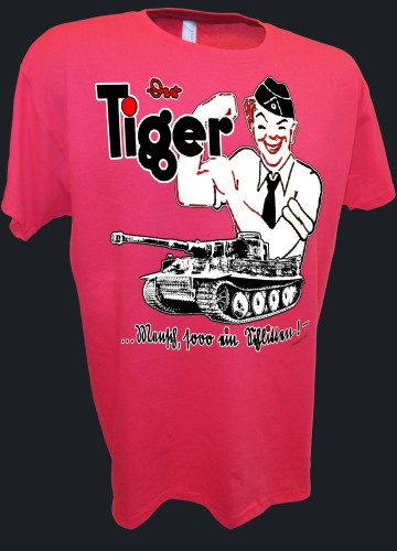 Tigerfibel Tiger Tank Field Manual German ww2 pink.jpeg