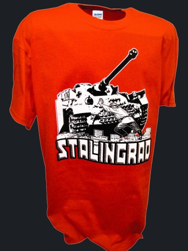 Battle of Stalingrad Tanks