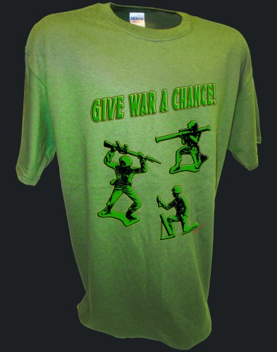 Give War Toy Soldiers Marx Airfix TimMee Armymen green.jpeg