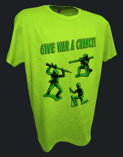 Give War Toy Soldiers Marx Airfix TimMee Armymen lime.jpeg