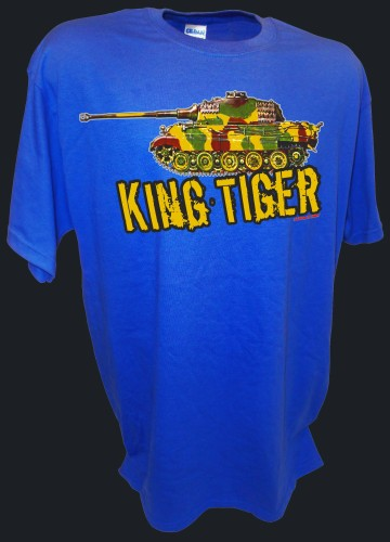 King Tiger Konistiger Tiger 2 Tank German Rc Ww2 Panzer bl.jpeg