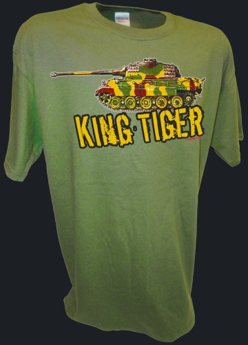King Tiger Konistiger Tiger 2 Tank German Rc Ww2 Panzer gn.jpeg