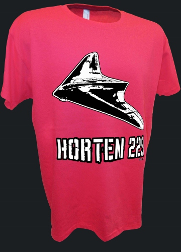 Horten 229 Go229 Gotha Ho229 Flying Wing Jet ww2 pink (360x500).jpeg