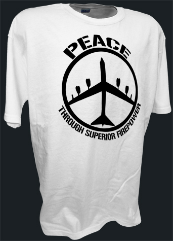 B52 Bomber Peace Sign Thru Superior Firepower Funny Pro War wh.jpeg