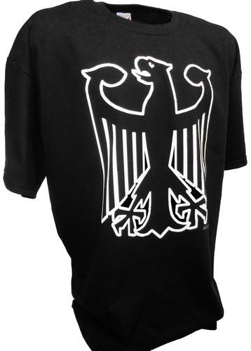 Deutschland German Eagle Octoberfest Germany Crest Coat of Arms ...