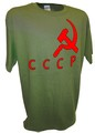 CCCP Soviet Union Russian T shirt green.jpeg