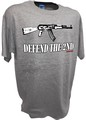 Ak47 Defend the Second Amendment Assault Rifle tee bk.jpeg
