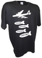 Peace Thru Superior Firepower Funny Pro War T Shirt bk.jpeg