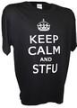 Keep Calm and STFU Funny Carry On T Shirt bk.jpeg