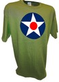 USAAC USAF Airforce Roundel WW2 WW1 Fighter Airplanes