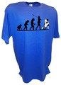 Evolve caveman evolution chart Tim Tebow funny t shirt bl.jpeg