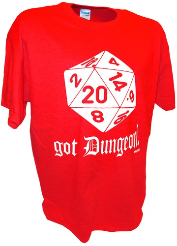 Got Dungeon and Dragons RPG Dice 1d20 MMORPG WoW red.jpeg