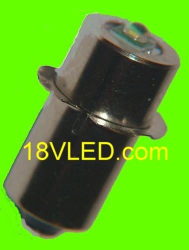 18 Volt Cree Flashlight Bulb Module Fits Dewalt Makita