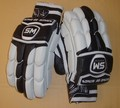 SM King of Kings BLACK Players Batting Gloves