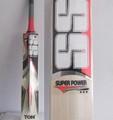 SS Super Power English Willow Cricket Bat 2014 Decals