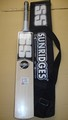 SS BLAST 2014 English Willow Cricket Bat - Black Silver Beast
