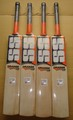 SS Orange TON English Willow Cricket Bat