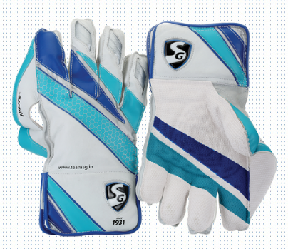 SG Hilite Cricket Wicket Keeping Gloves 2016-2017
