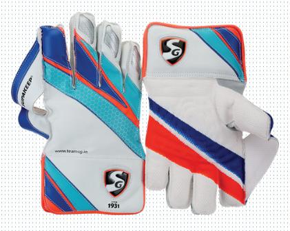 SG Supakeep Cricket Wicket Keeping Gloves 2016-2017