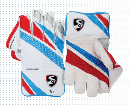 SG Tournament Cricket Wicket Keeping Gloves 2016-2017