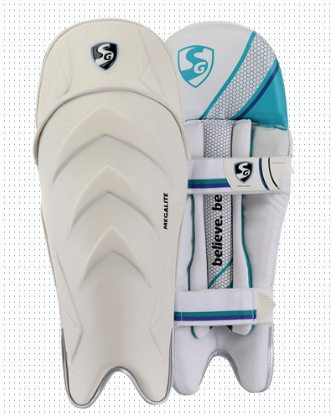 SG Megalite Cricket Wicket Keeping Pads 2016-2017