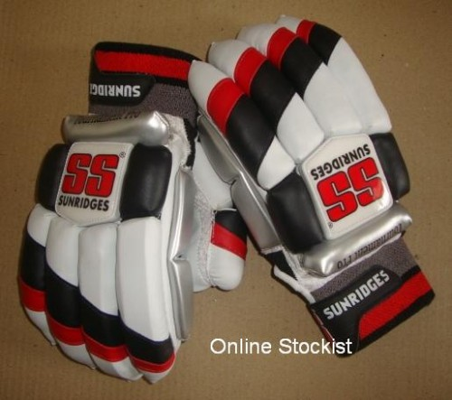 SS Sunridges Tournament PRO Cricket Batting Gloves