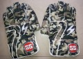 SS Players Edition DHONI 2013 Camo Cricket Wicket Keeping Gloves