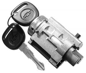 on 2002 Dodge Ignition Switch