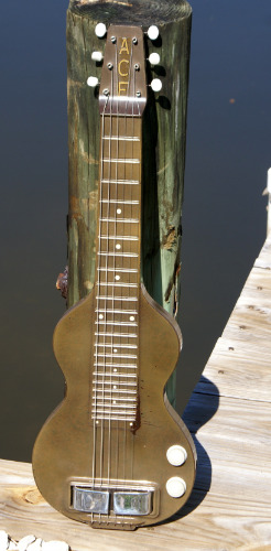 vintage 1948 rickenbacker ace lap steel guitar guitar vintners. Black Bedroom Furniture Sets. Home Design Ideas