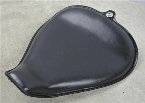 2010-2017 USA Black Leather On The Frame Seat Sportster Harley All Models 48