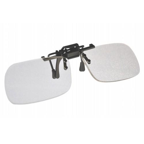 eye glass clip magnifier jannz crafts. Black Bedroom Furniture Sets. Home Design Ideas