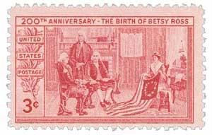 Scott #1004 3-Cent Betsy Ross Bicentennial Single - MNH.jpg
