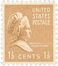 Scott #805 1.5-Cent Martha Washington Single - MNH.jpg