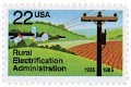 Scott #2144 22-Cent Rural Electrification Administration Single - MNH.jpg