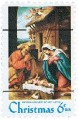 Scott #1414a 6-Cent Christmas Nativity Scene Pre-cancelled Single - MNH.jpg