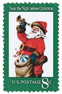 Scott #1472 8c Christmas Santa Claus - MNH.jpg