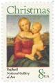 Scott #1507 8c Christmas Madonna - MNH.jpg