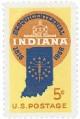 Scott #1308 5c Indiana Statehood - MNH.jpg