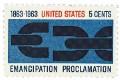 Scott #1233 5c Emancipation Proclamation - MNH.jpg