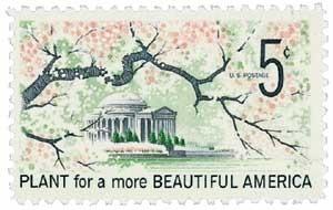 Scott #1318 5-Cent Beautification of America Single - MNH.jpg