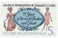 Scott #1316 5c General Federation of Womens Clubs - MNH.jpg