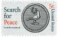 Scott #1326 5c Search for Peace - Lions International - MNH.jpg