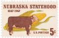 Scott #1328 5c Nebraska Statehood - MNH.jpg
