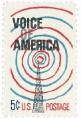 Scott #1329 5c Voice of America - MNH.jpg