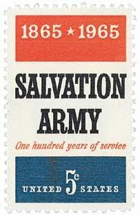 Scott #1267 5c Salvation Army - MNH.jpg